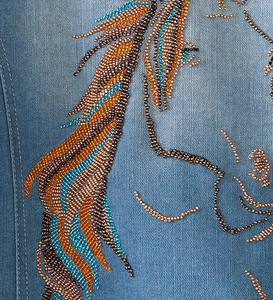 Horse Denim Jacket