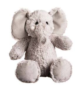 "9"" Cuddly Elephant Stuffed Animal"