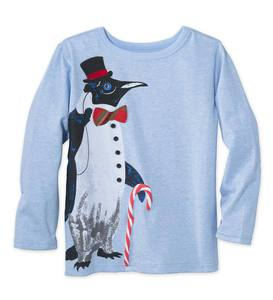 Holiday Penguin Tee