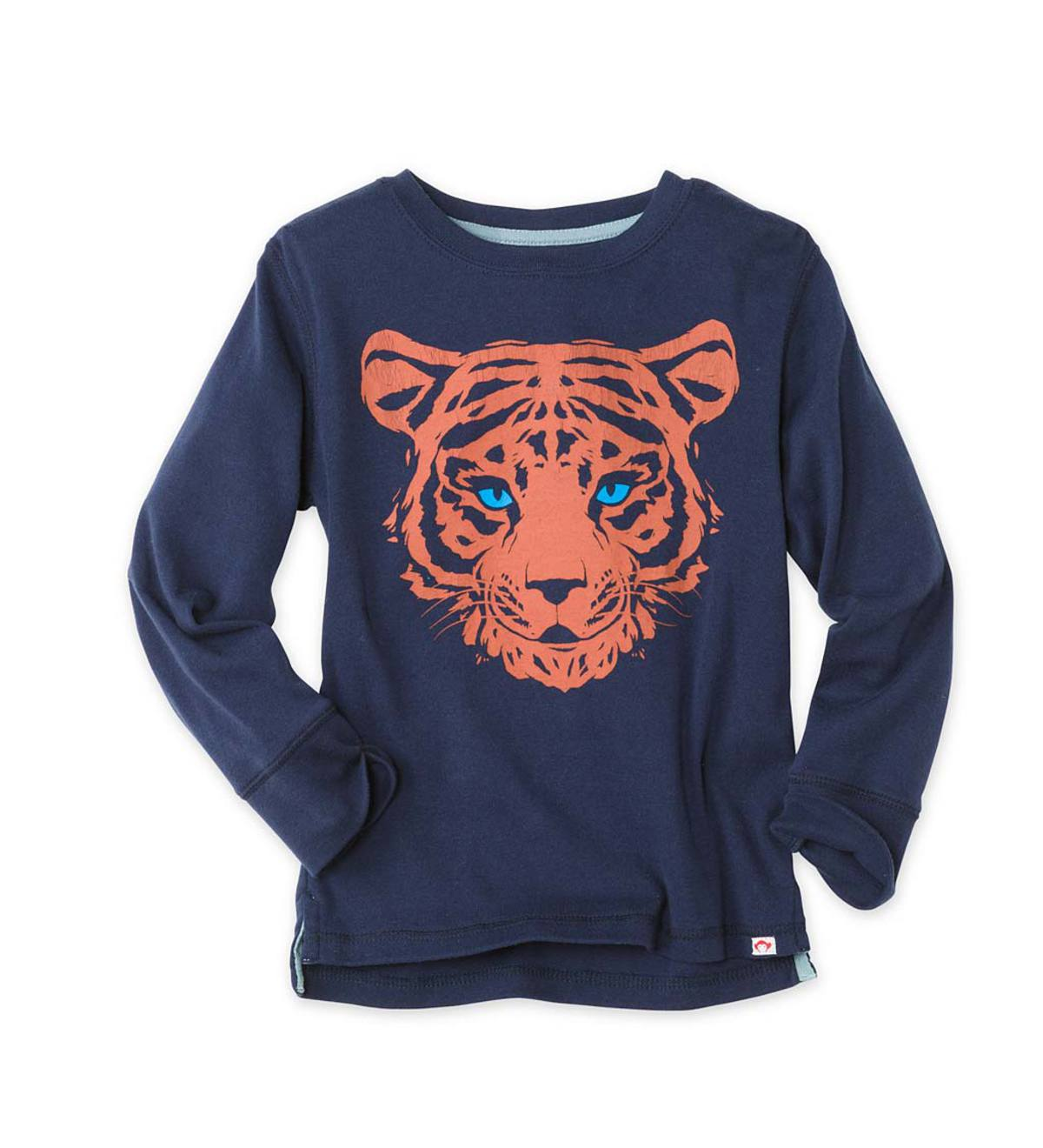 Long-Sleeve Tiger Tee - NY - 10