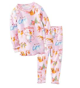Nutcracker Print Pajamas