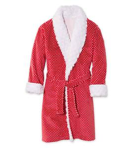 Holiday Robe