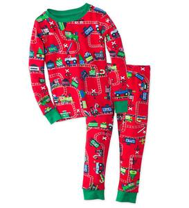 Magical Christmas Train Pajamas