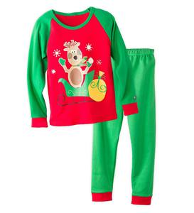 Glow-in-the-Dark Reindeer Pajamas