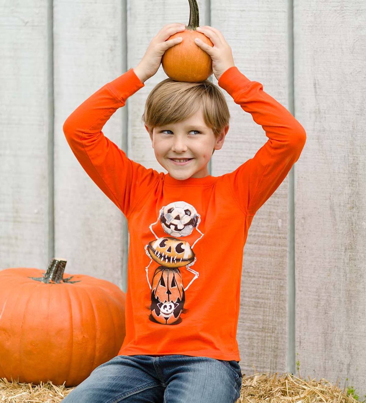 Halloween Multi Sports Tee