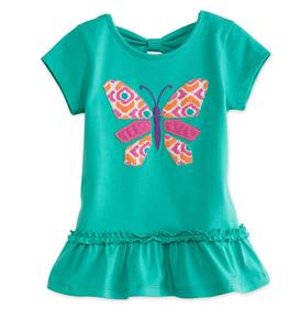Butterfly Tunic & Leggings Set
