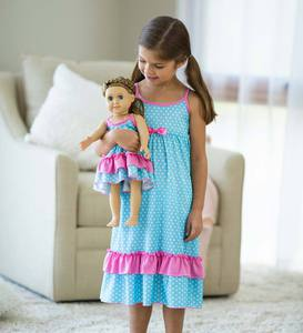 Dot Doll Gown
