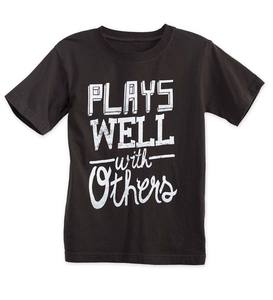 Plays Well With Others Tee