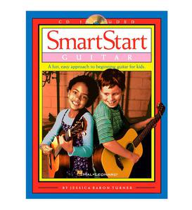 Smart Start Guitar Book with CD