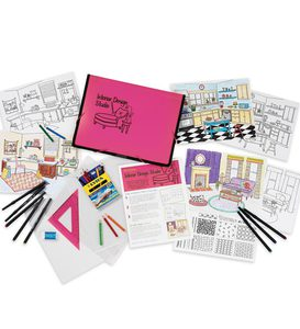 Interior Design Studio Kit