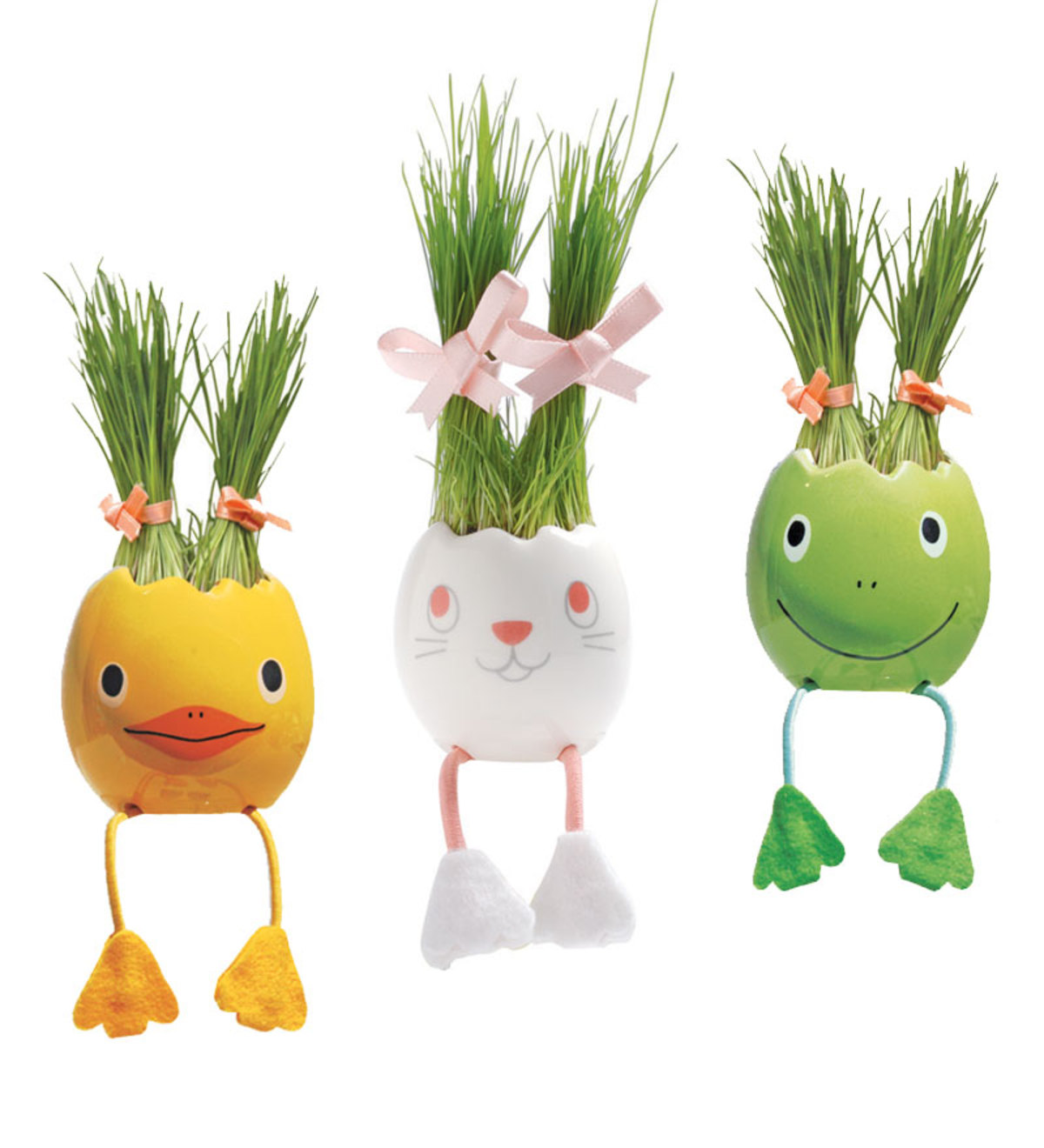 Nyokki Handcrafted Egg Plant Pet