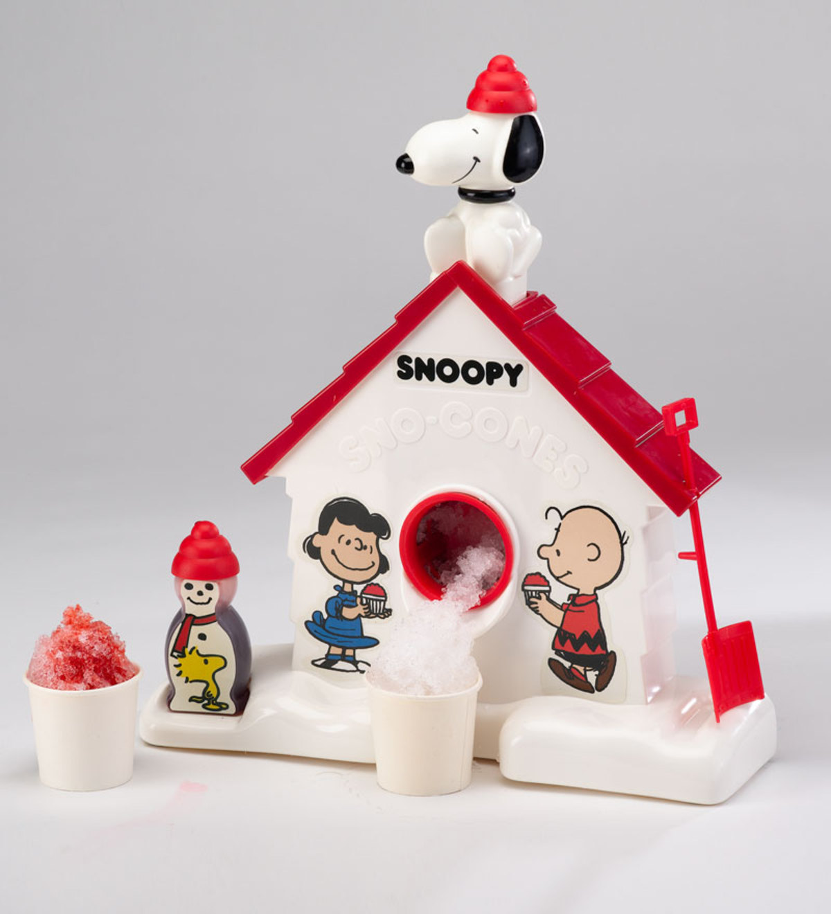 Retro Snoopy Sno-Cone Machine