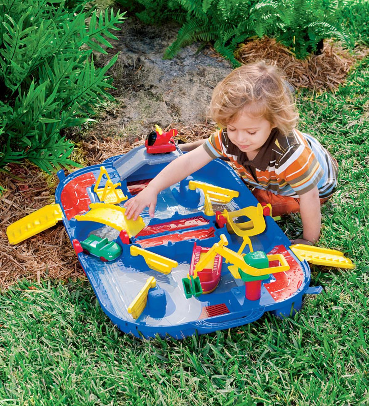 AquaPlay® Land Set with Carrying Case