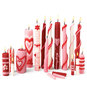 Valentine Homemade Beeswax Candle Rolling Kit - Valentine