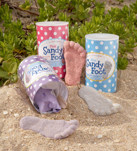 Sandy Feet Casting Kits