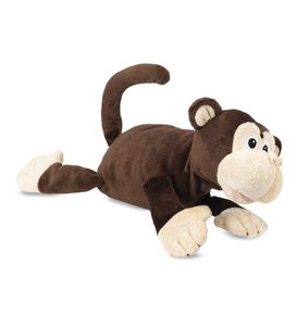 "7"" Battery Operated Laughter-Loving Funny Buddy Monkeys"