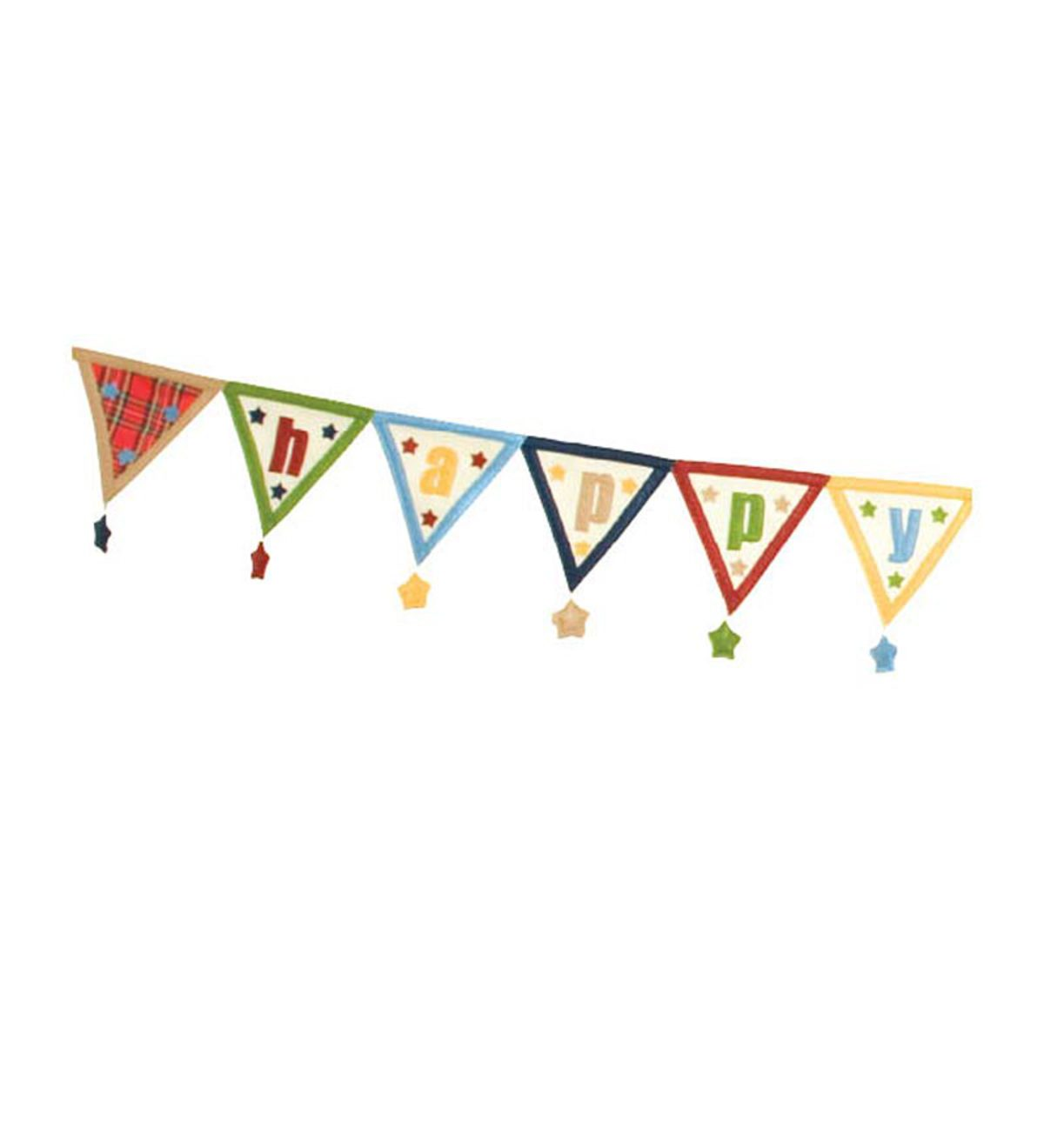 Reusable Party Banner