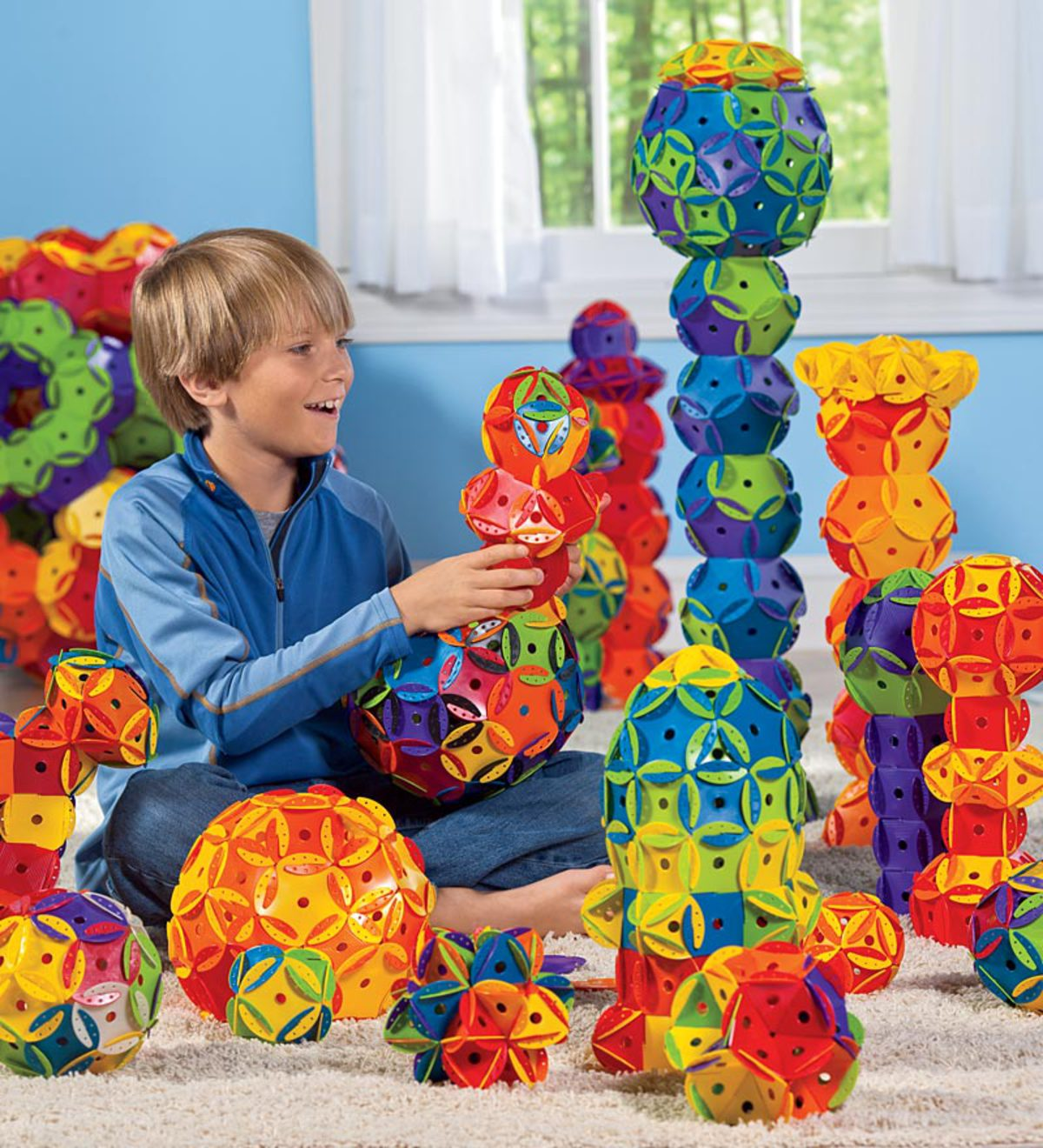 126-Piece Space Chips Set