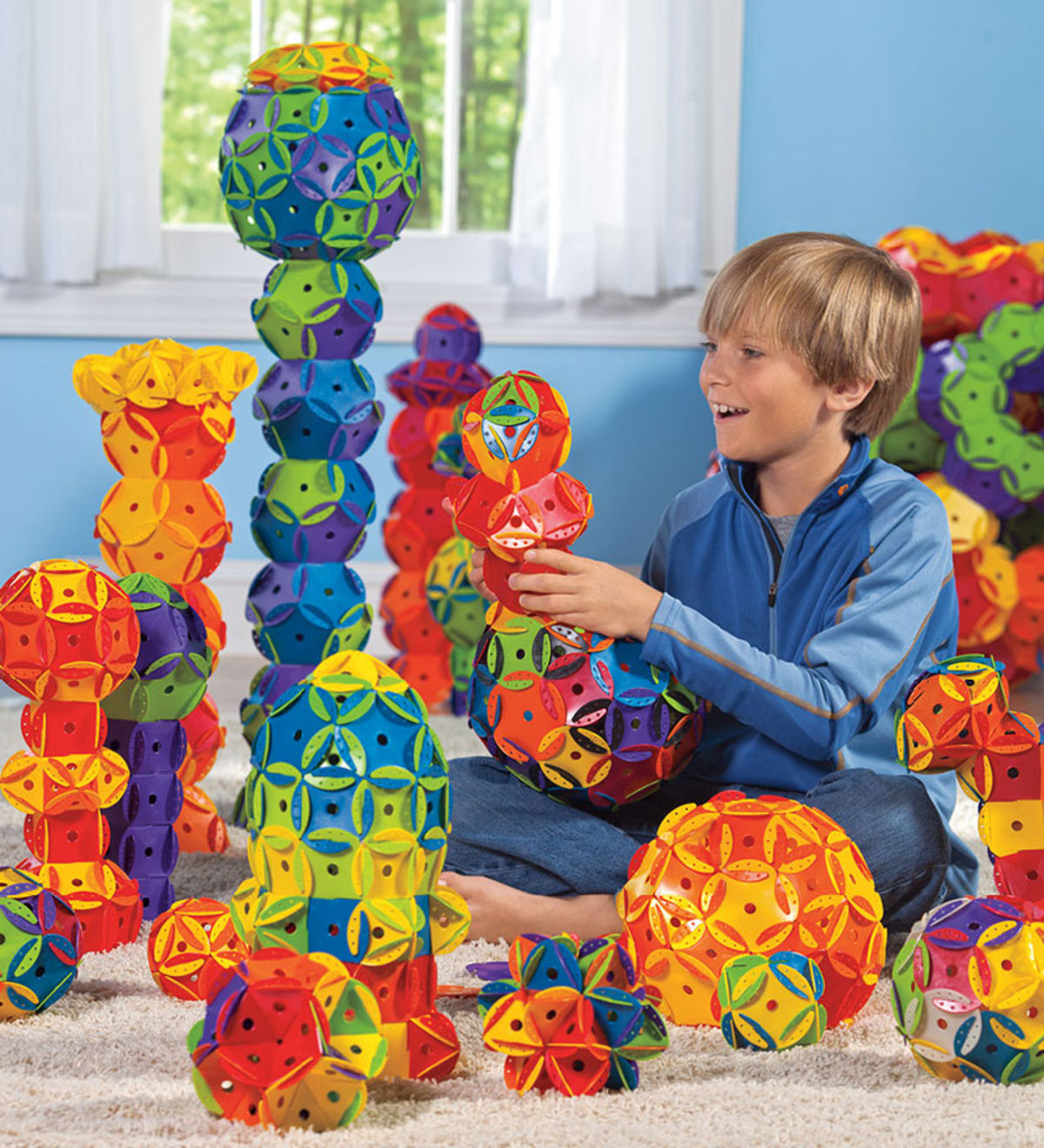 288-Piece Space Chips Set
