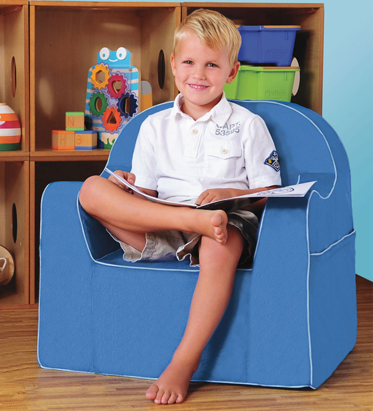 Little Reader Deluxe Chair