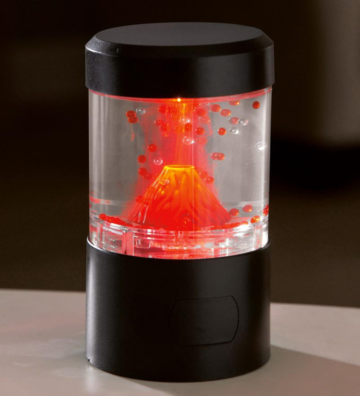 Small Interactive Lava Volcano