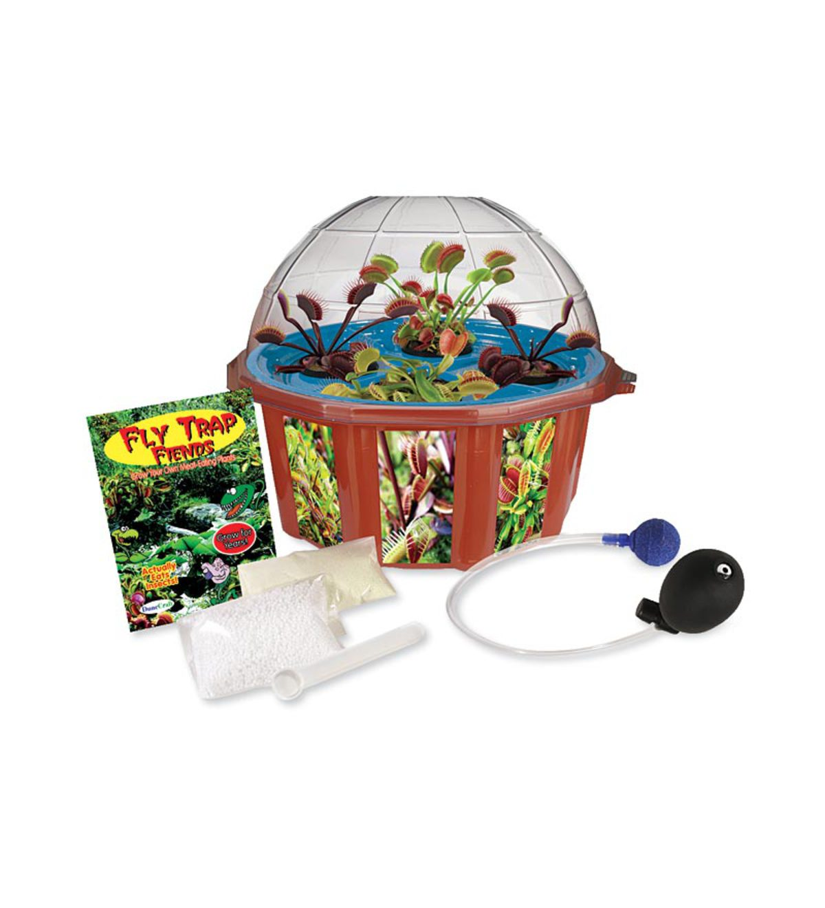 Venus Fly Trap Hydrodome Greenhouse Kit