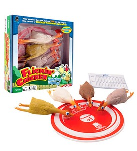 The Haywire Group® Flickin' Chicken Game