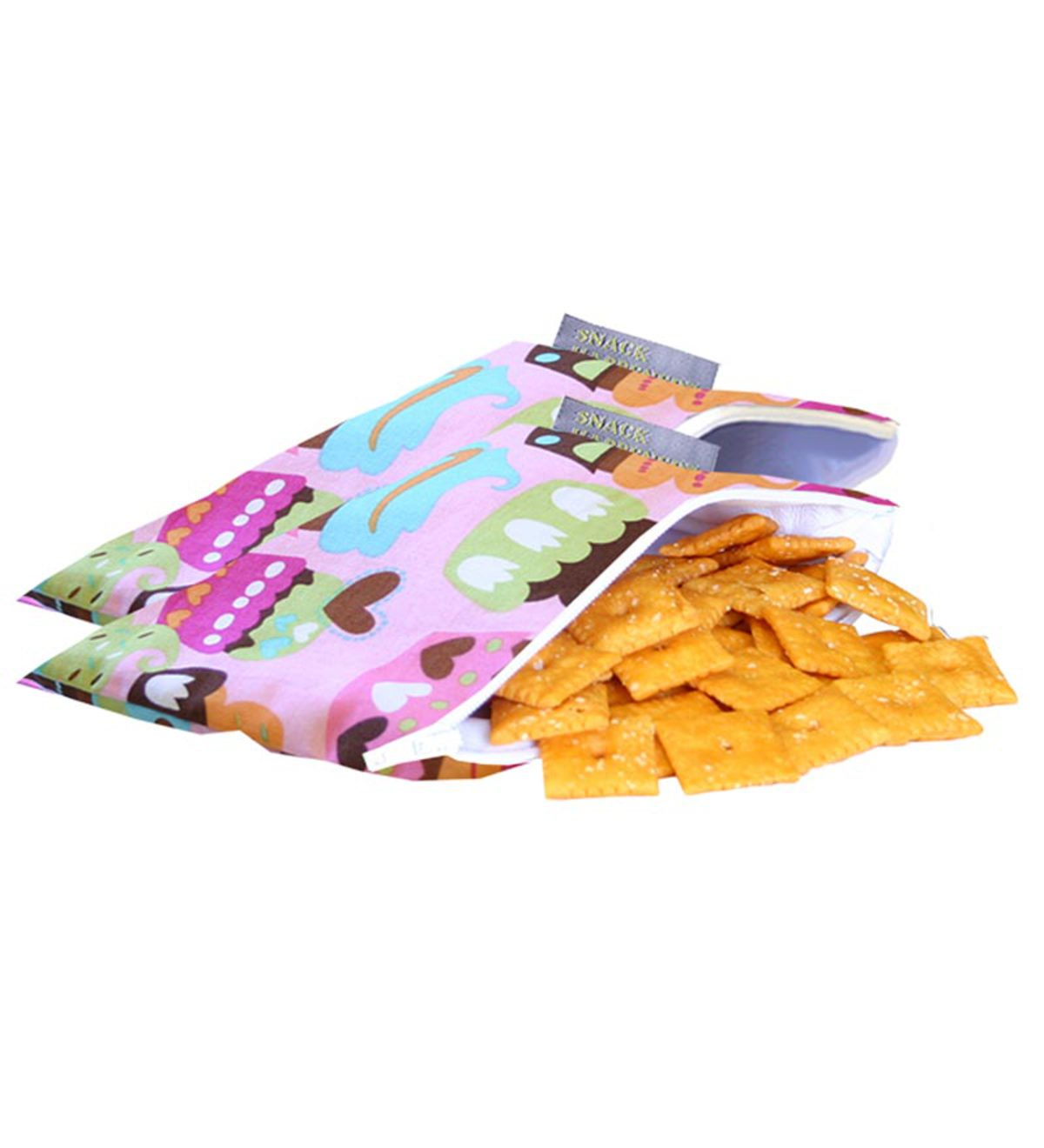 Snack Happened™ Reusable and Washable Mini Snack Bag
