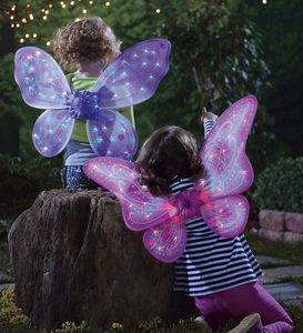LED Twinkling Wings