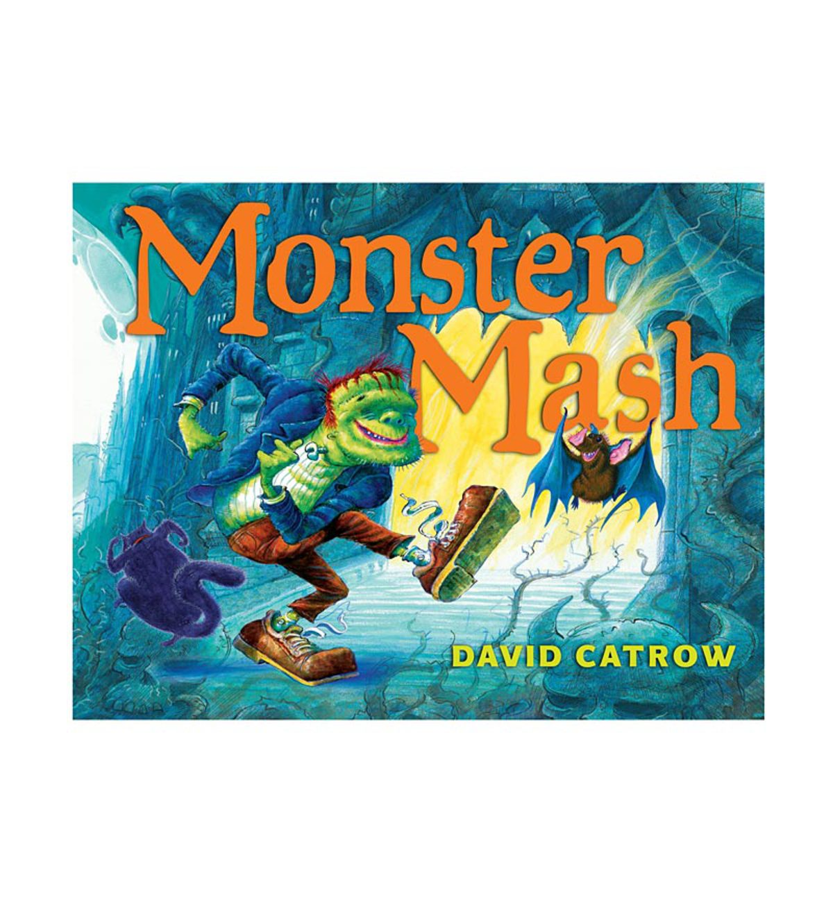 Monster Mash Picture Book