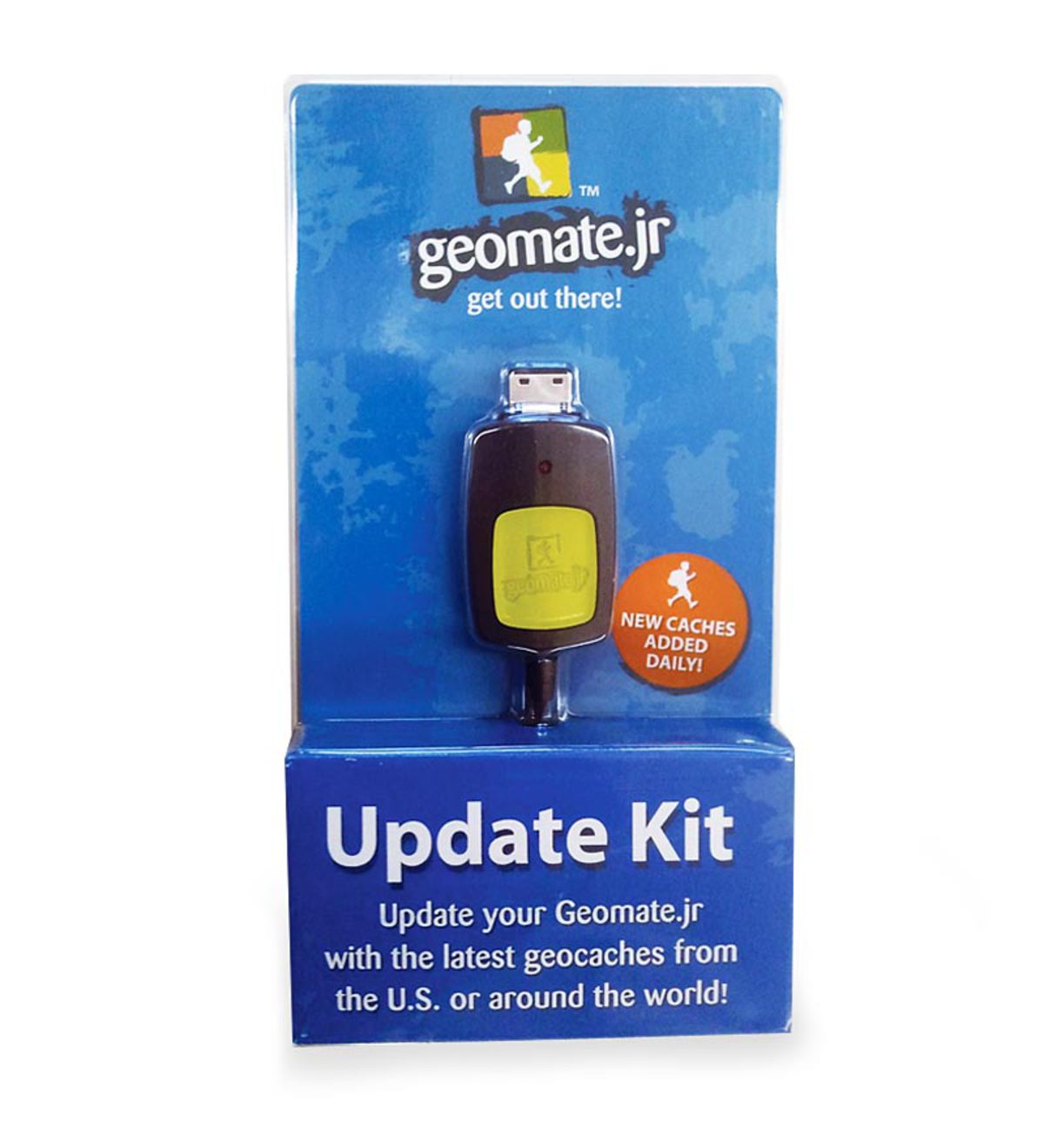 Brand 44 Geomate Jr. Geocaching Update Kit