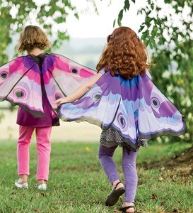 Medium Fantasy Butterfly Fabric Wings