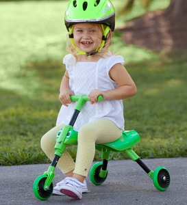 Indoor/Outdoor Pedal-Free Scuttlebug Trike