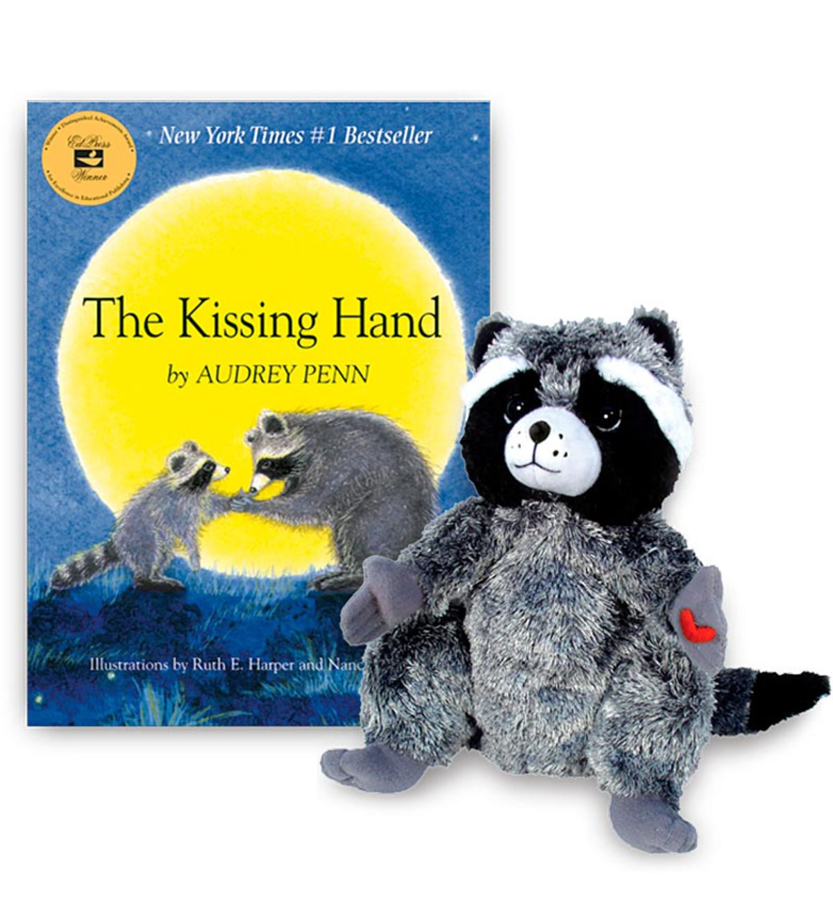 The Kissing Hand Hardcover Book