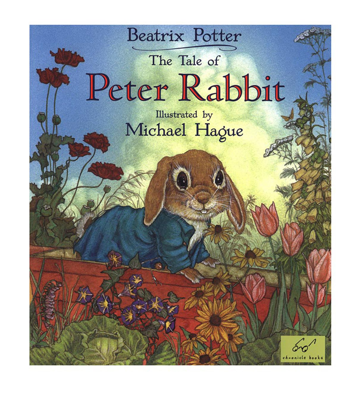 Chronicle Books® The Tale of Peter Rabbit Paperback Book