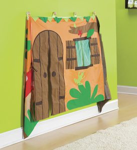 Woodland Play Tent