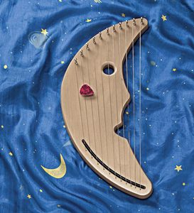 Man in the Moon Harp