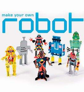Make-Your-Own-Robot Kit