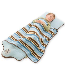 All-in-One Inflatable Nap Pad