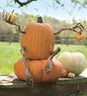 Halloween Pumpkin Appendages, set of 4