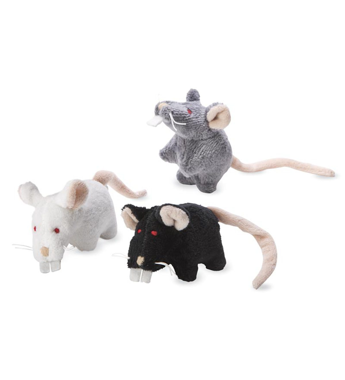 Wind-Up Go-Go Mice