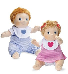 Rubens Barn Kids Doll