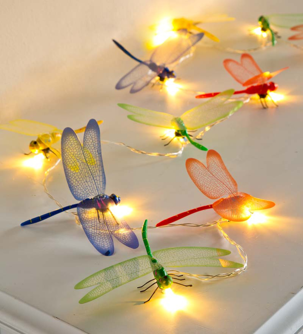 Dragonfly String Lights