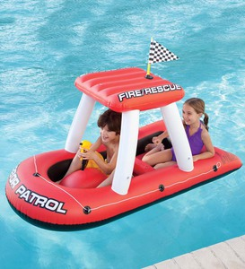 Fire/Rescue Pool Float