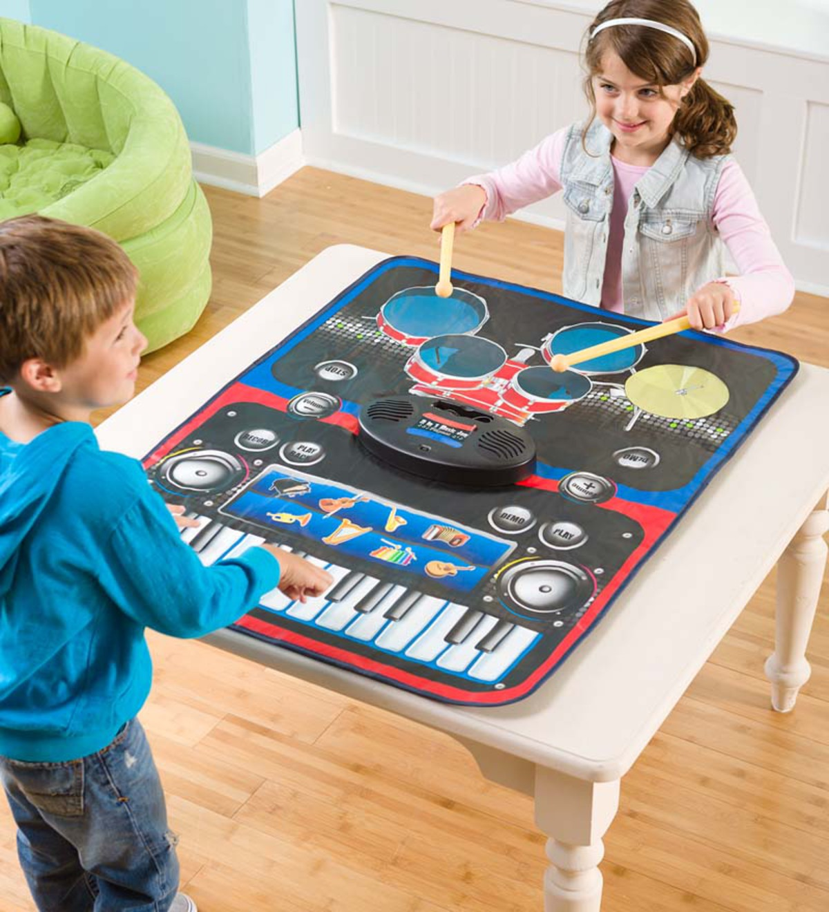 Music Jam Playmat