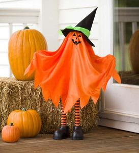 Animated Standing Halloween Figure