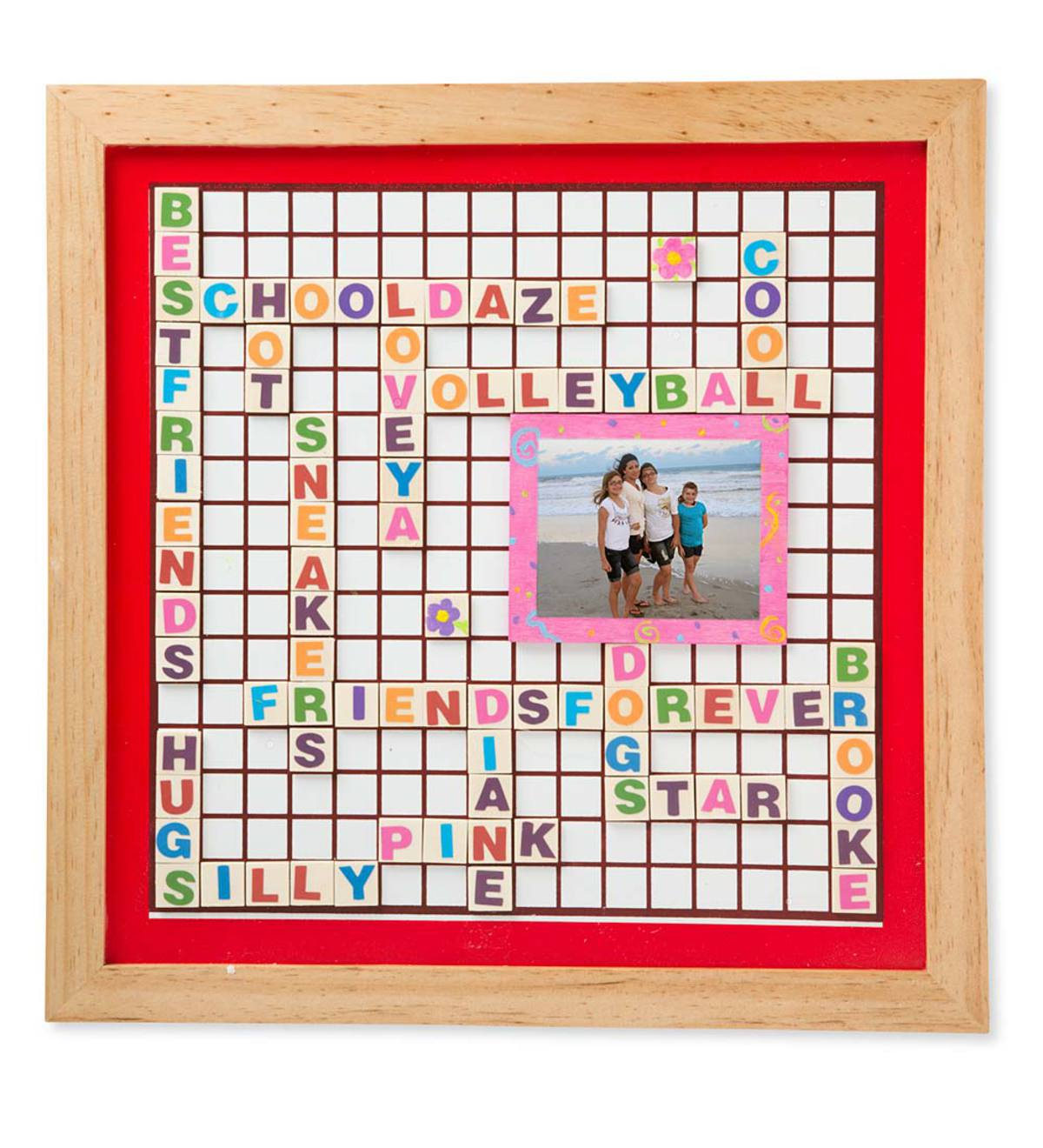 Make Your Own Memories Board