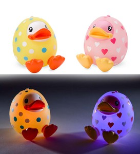 Light-Up Ducky Egg Bank