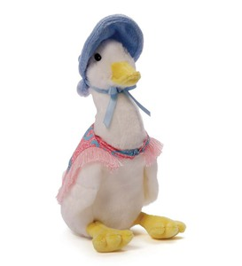 Jemima Puddle Duck Plush Toy