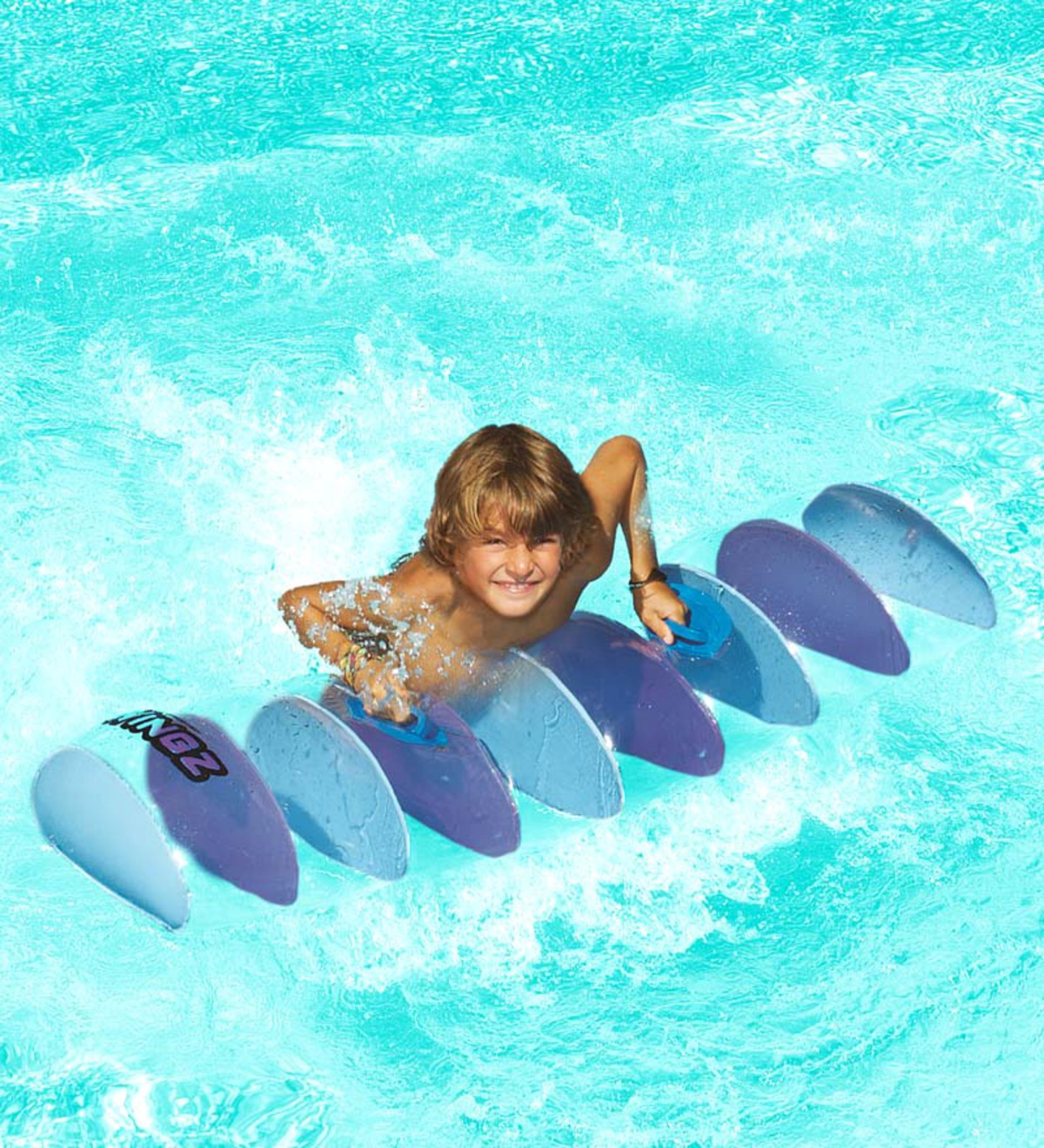 Wingz Inflatable Kickboard